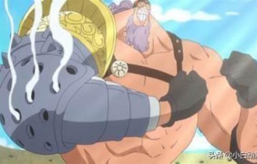 海賊王,巴基斯頭腦簡單,實力不濟,為什麼可以被黑鬍子高看?
