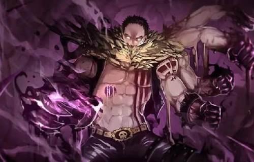 海賊王5大皇副誰最強,踢翻大媽團旗艦的燼能否成為最強皇副?