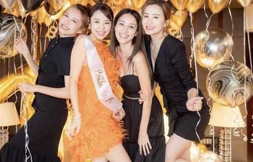 好靚女!鄭嘉穎老婆與TVB花旦似雙胞胎姐妹,互相發文激勵彼此