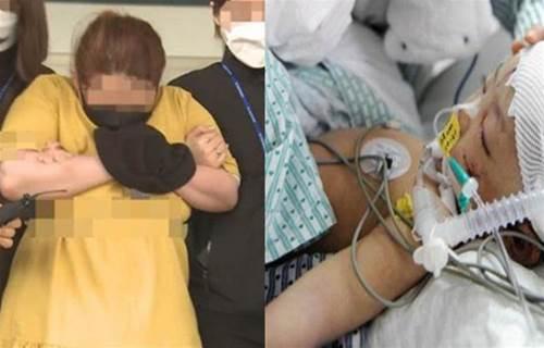 9歲男童被繼母塞行李箱7小時後身亡,多次求饒還被灌熱風,繼母:因為他不聽話才打他,是他先不守規矩的